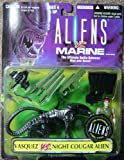 ALIENS VS MARINES VASQUEZ VS NIGHT COUGAR ALIEN ACTION FIGURE