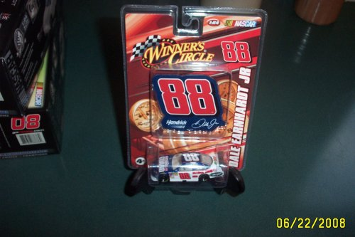 (Dale Earnhardt Jr #88 National Guard AMP Energy Mountain Dew Winners Circle Pit Road Sign Board Sticker Series Car of Tomorrow Today COT 1/64)