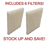 NEW Humidifier Filter for Honeywell HAC-700 Filter B - 6 Pack