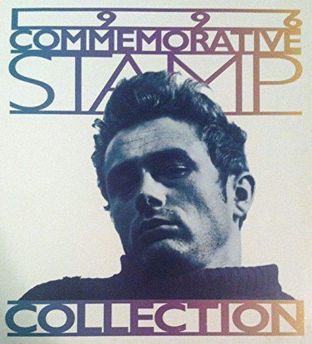 1996 Commemorative Stamp Collection [James Dean Cover] -