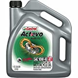Castrol 03130 Actevo X-Tra 4T Synthetic Blend - 10W40 - 1gal.