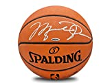 Michael Jordan Autographed Spalding NBA Game Ball Series Basketball: UDA