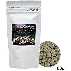 Shirakura Ebi Dama Shrimp Food 80g