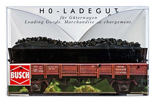 Busch 1680 Coal Load HO Scenery Scale Model Scenery ()