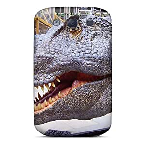 KerryParsons Samsung Galaxy S3 Protective Hard Cell-phone Case Support Personal Customs HD The Good Dinosaur Series [CNj4116MmjA]