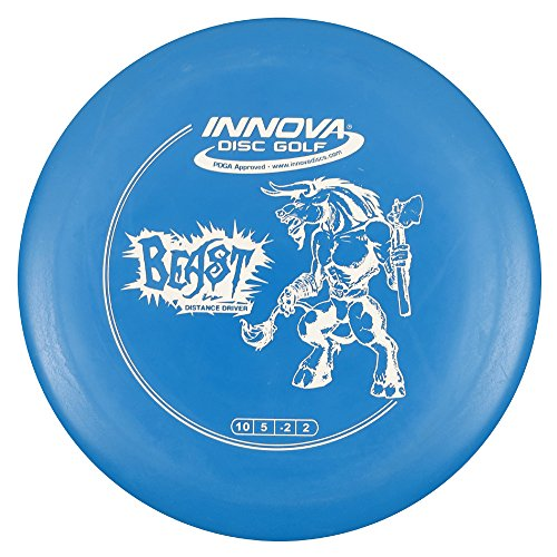INNOVA DX Beast Distance Driver Golf Disc [Colors May Vary] - 151-159g