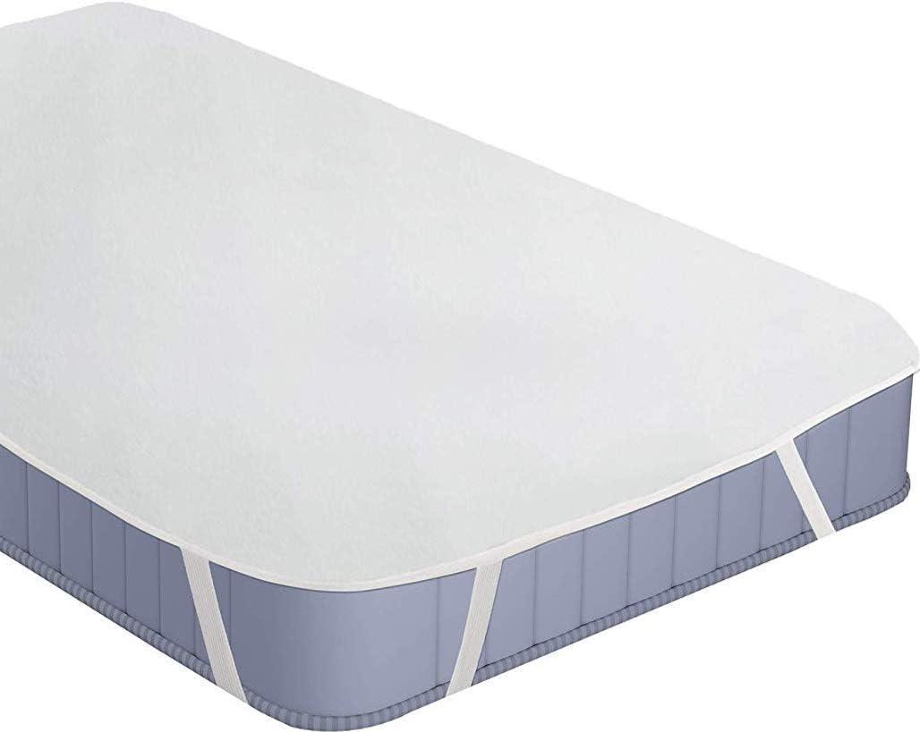 Utopia Bedding - Cubre Colchon 180 x 200 cm Impermeable