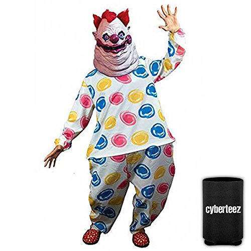 Cyberteez Killer Klowns from Outer Space Fatso Men's Costume + -