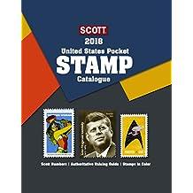 Amazon james e kloetzel books 2018 scott us pocket stamp catalogue scott us pocket catalogue fandeluxe Image collections