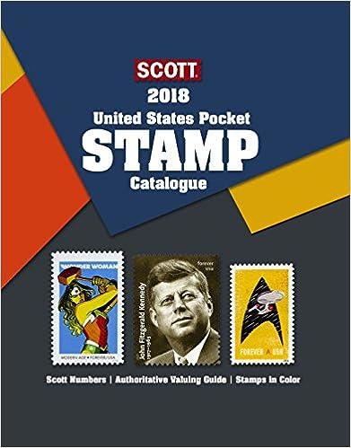 2018 Scott U S  Pocket Stamp Catalogue (Scott Us Pocket Catalogue