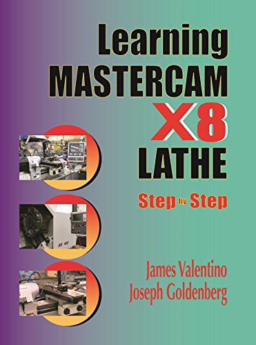 Download Learning Mastercam X8 Lathe 2D Step by Step Pdf