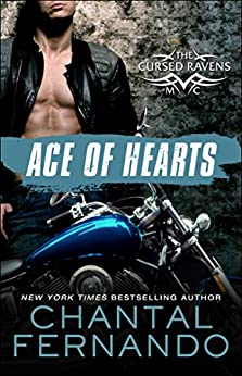Ace of Hearts (The Cursed Ravens MC Series Book 1) by [Fernando, Chantal]