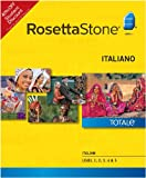 Rosetta Stone Italian Level 1-5 Set - Student Price (PC) [Download]