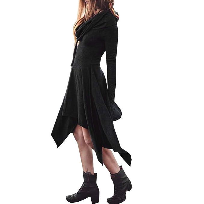 DoraMe Donna Vestiti Lunghi Eleganti 741ca063775