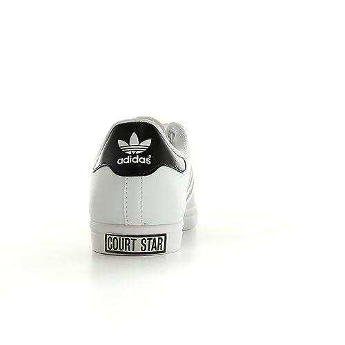 Adidas Court star G60622, Baskets Mode Homme EU 39 13: : Chaussures et Sacs