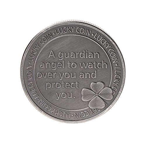 (Roboco Commemorative Coin Lucky Guardian Angel Protector Collection Arts Gifts Souvenir US Mint )