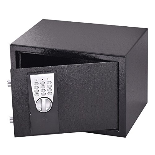 "New Safstar 14"" Digital Keypad Electronic Security Safe Box for Money Gun Jewelry for cheap"
