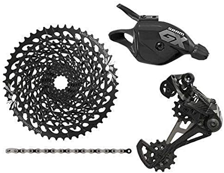 SRAM X01 Eagle 12-Speed Trigger Shifter with Discrete Clamp Black