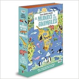 MUNDO DE LOS ANIMALES VIAJA  CONOCE Y EX