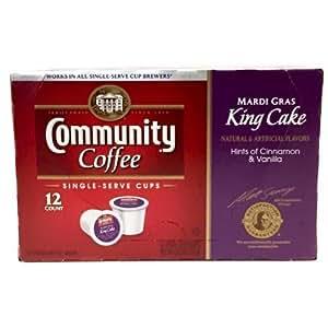 Community Coffee King Cake K Cups