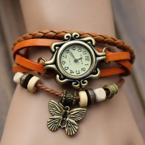 Watch Charm Bracelet - 5