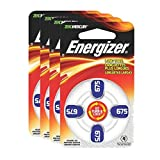 Energizer EZ Turn & Lock Hearing Aid Batteries, Size 675 (32 count)