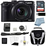 Canon PowerShot G3X Digital Camera Bundle + Advanced Accessory Bundle - Including EVERYTHING You Need To Get Started