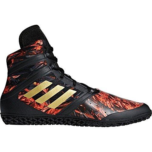 バッジヤギ天気(アディダス) adidas メンズ レスリング シューズ?靴 Impact Wrestling Shoes [並行輸入品]