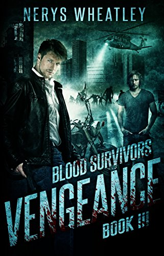 Vengeance (Twenty-Five Percent book 3)