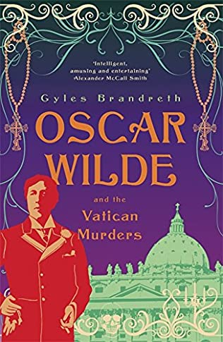 book cover of Oscar Wilde and the Vatican Murders