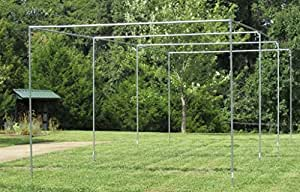 Amazon Com Heavy Duty Baseball Softball Batting Cage
