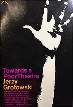 Book Towards a poor theatre