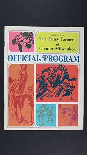 greater-milwaukee-official-program-the-dairy-farmers-of-greater-milwaukee-rare