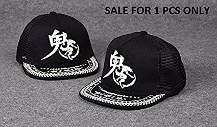 Buy Glow in Dark Anime Shuffle Baseball Sport Gorras Snapback Cap Hats - Adult  Size Online at Low Prices in India - Amazon.in cb6285f062a
