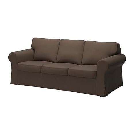 Amazon.com: IKEA EKTORP – Sofá Slipcover jonsboda café ...