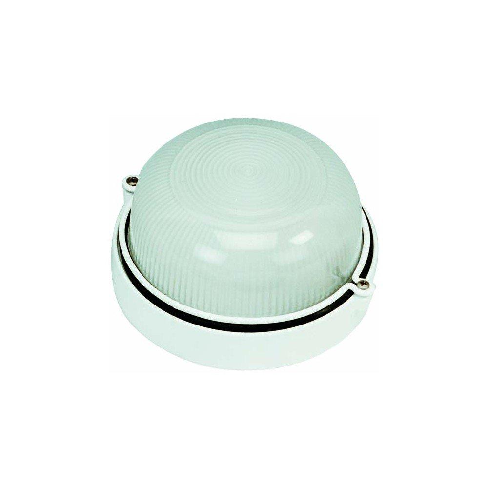 Faro 72020–askot-p lampada applique, colore: bianco