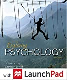 Bundle: Loose-leaf Version for Exploring Psychology 10e & LaunchPad for Myers' Exploring Psychology 10e (Six Month Access)