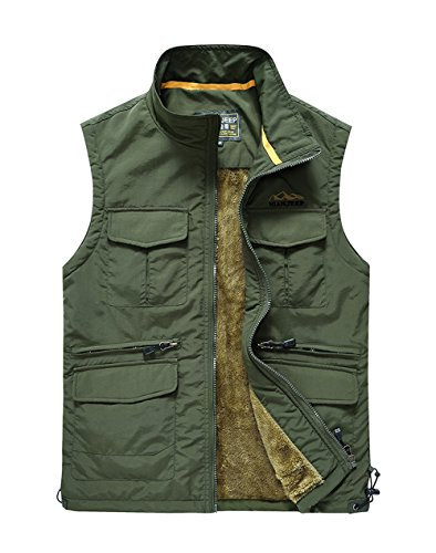 Mens Outdoor Outerwear - 5