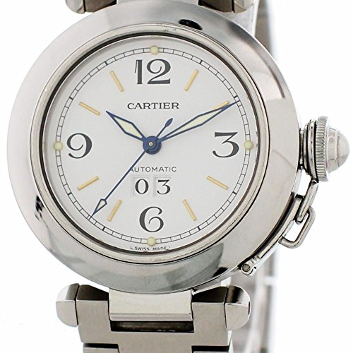 - Cartier Pasha Automatic-self-Wind Male Watch 2475 (Certified Pre-Owned)