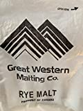Malted Rye for Moonshine Whiskey by North Georgia