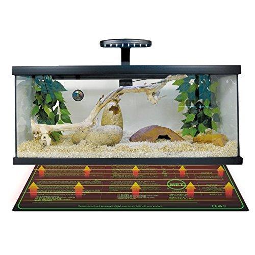 iPower GLHTMTLX2 2-Pack Durable Waterproof Seedling 48'' x 20'' Warm Hydroponic Heating Pad MET Standard, Black by iPower (Image #7)