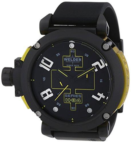 WELDER Unisex 2001 K34 Oversize Chronograph Watch