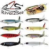 River2Sea Whopper Plopper 130 Larry Dahlberg Topwater Lure