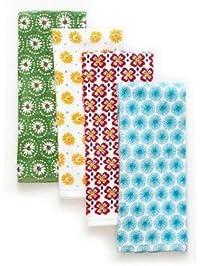 Mainstays Multi Stripe Bar Mop Kitchen Towels