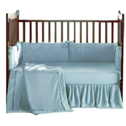 Sage 8000c4 Baby Doll Bedding Heavenly Soft Crib Bedding Set
