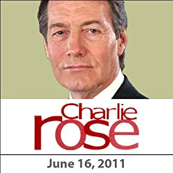 Charlie Rose: Gov. Deval Patrick, Anne Kreamer & Mark Truss, and Ardeshir Amir Arjomand, June 16, 2011