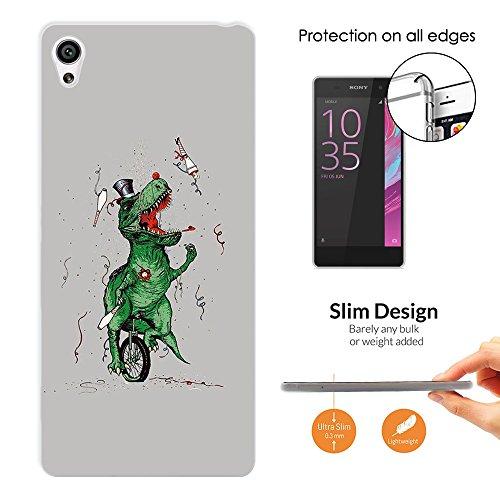 003047-acrobat-trex-funny-dinosaur-design-sony-xperia-xa-ultra-60-fashion-trend-case-ultra-slim-ligh