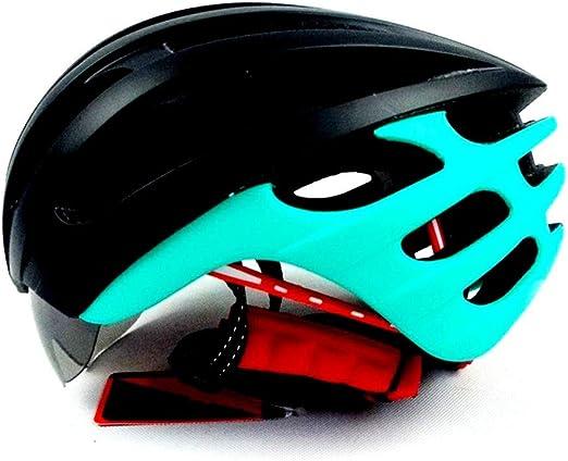 S-TK Trek Helmet Casco for Adultos y Almohadillas Cascos for ...