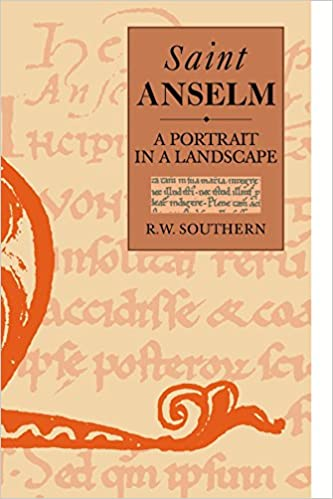 Image result for R. W. Southern Anselm
