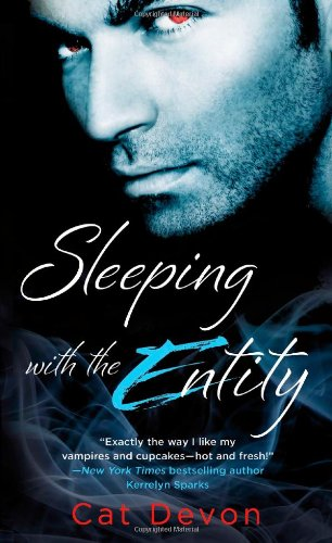 book cover of Sleeping With The Entity
